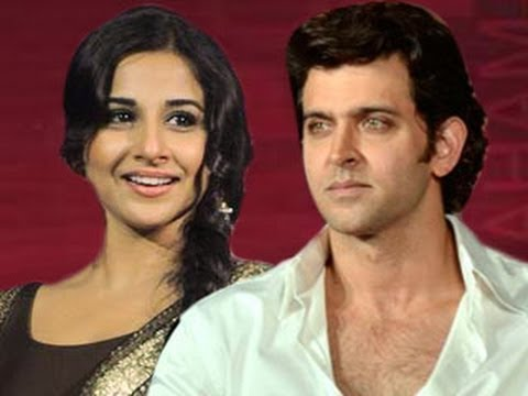 Vidya Balan turns Parvati for Hrithik Roshan Lord Shiva!