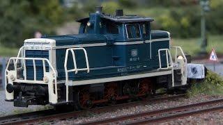 Modelleisenbahn der Lippstädter Eisenbahnfreunde in Spur H0