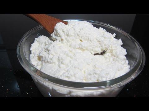 Творог clip hướng dẫn dạy cách làm Tvorog Tvaroh trẻ cần Canxi phô mai tươi  quark cottage cheese