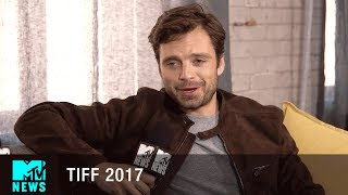 Sebastian Stan Talks 'Game of Thrones', 'The Avengers' & Not Reading Scripts | #TIFF17 | MTV News