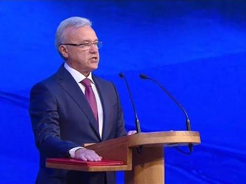 Александр Усс вступил в должность губернатора