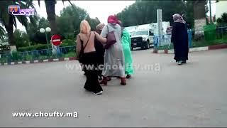 لحظة نقل ضحية فاجعة آسفي الطرقية إلى مراكش |