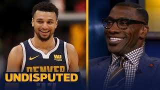 Shannon Sharpe defends Jamal Murray over his late shot at 50 points vs Celtics | NBA | UNDISPUTED
