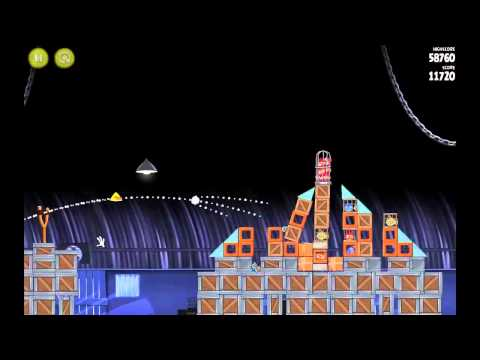 Angry Birds Rio: 3 Star Walkthrough Levels 2-9 to 2-15