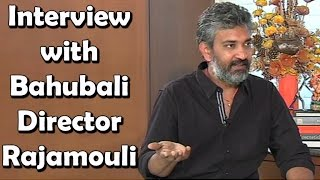 Rajamouli Interview about Bahubali Movie and his Team