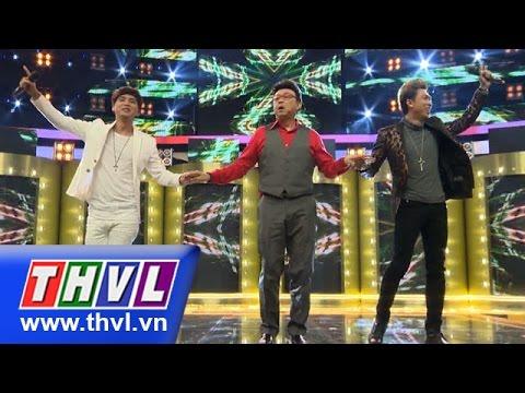 THVL | Ca sĩ giấu mặt - Tập 13: Em là của anh - Hồ Quang Hiếu, Hồ Việt Trung