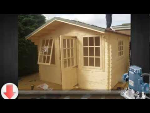how to build a shed from scratch uk | Fine Woodworking Idea