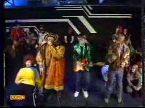 Bad Manners - Lorraine on TOTP