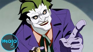Top 10 Most Adult Superhero Cartoons