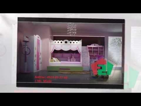 giường tầng trẻ em, thiết kế phòng trẻ em, ( 0919 895 500) giường đơn trẻ em, thiết kế miễn phí