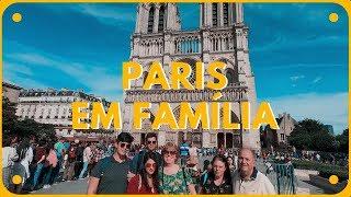 PARIS EM FAMÍLIA
