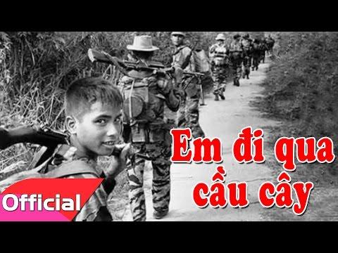 Em Đi Qua Cầu Cây - Sáng tác: Lê Quang Lộc [Lyrics MV HD]