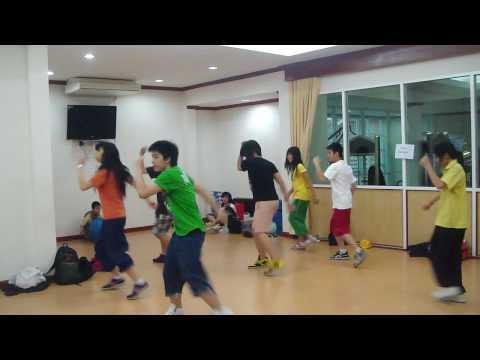 Hiphop Class by MY Dance Academy