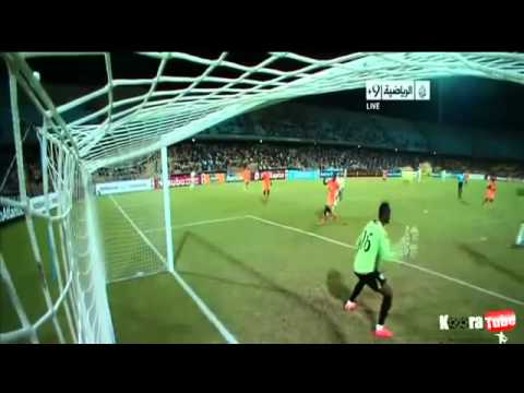 Algerie Vs Cote d'Ivoire 2 2   30 01 2013 All Goals   CAN13