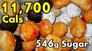 150 Dunkin' Dount's Munchkin Challenge