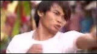 Tony Jaa In A Commercial Fruit Thai Tonyjaa.org