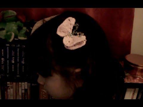Mariposa tejida -Tutorial de tejido crochet