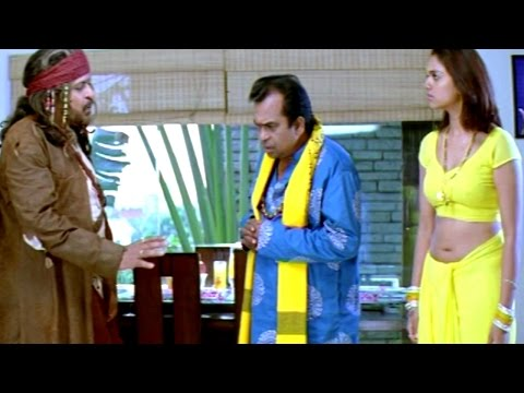 Back To Back Comedy Part - 04 || Ek Niranjan Movie || Prabhas || Kangna Ranaut