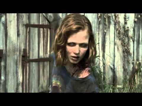 The Walking Dead   Sophia's Death