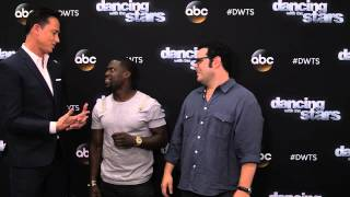 Dancing with the Stars - Kevin Hart and Josh Gad