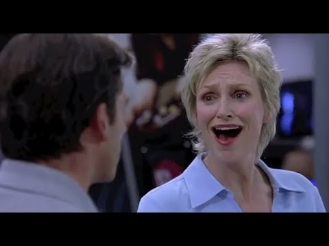 The 40-Year Old Virgin - Jane Lynch Singing
