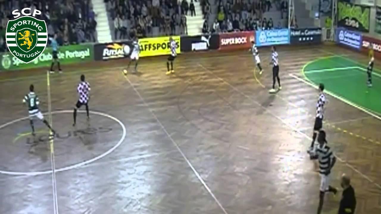 Futsal :: 15J :: Sporting - 8 Boavista - 0 de 2013/2014