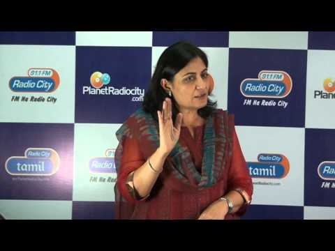 CEO Apurva Purohit speaks at Radio City Tamil Launch