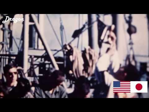 Battle of Iwo Jima 1945 - Trận đánh đẫm máu giữa quân Mỹ và quân Nhật [HD]