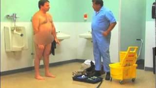 Cinco Urinal Shower
