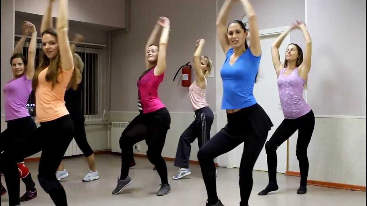 Видео танцевального урока Эротик дэнс (Erotic dance) . Педагог Марина Ткачева.
