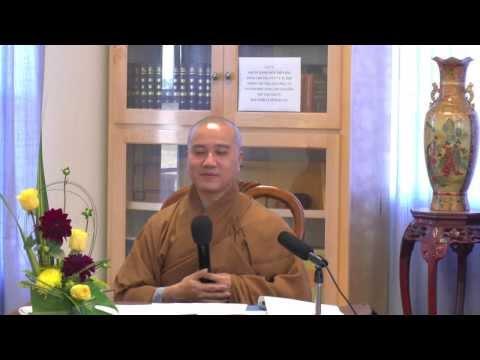 Pháp Môn Thù Thắng (Đại Thế Chí Bồ Tát Dạy Niệm Phật) (Kỳ 2)