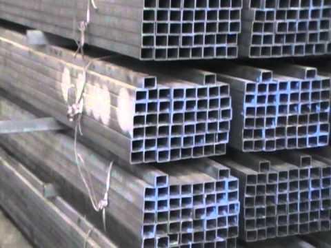 VIDEO INKA TUBOS FABRICANTE DE TUBOS - LIMA PERU