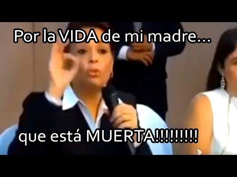 Por la VIDA de mi madre que está MUERTA!!!!!