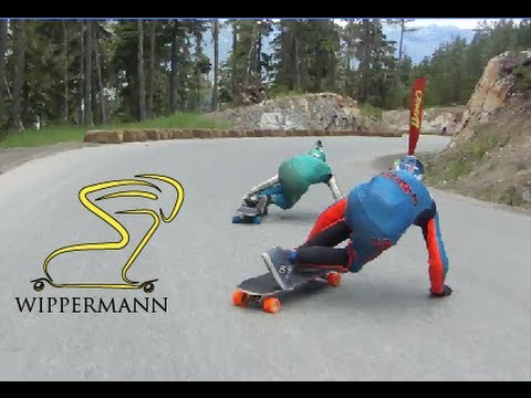 Patrick Switzer and Riley Harris - Whistler 2014