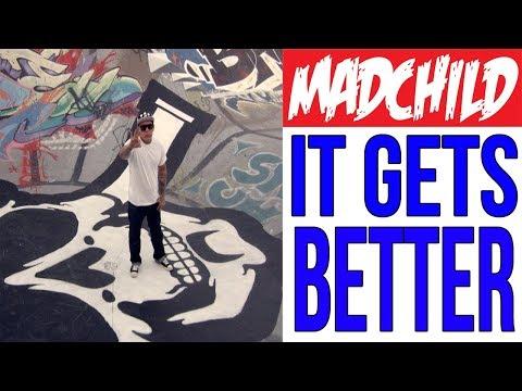 Madchild feat. Sophia Danai - It get's better