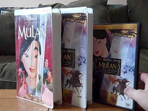 Mulan special edition vhs hqdefault