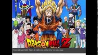 "Confirman Nueva Saga ""Los 12 Dioses"" De Dragon Ball Z En"