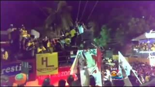 Tragedi Karnaval Maut di Haiti