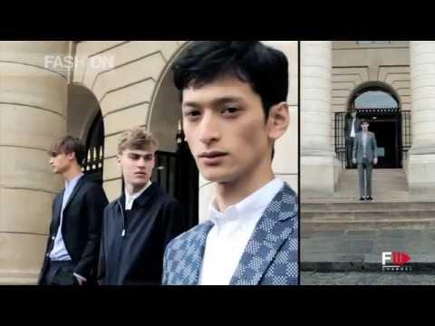 """OFFICINE GENERALE"" Menswear Spring Summer 2015 Paris by Fashion Channel"