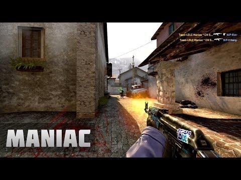 EMS One Katowice: Maniac vs. NiP