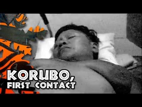 Korubo, first contact