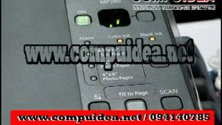 Reseteo Canon Mp280 /Mp250 Con Sistema Compuidea De Tinta