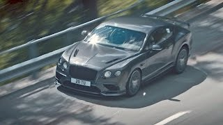 700-HP Bentley Continental Supersports 2017. YouCar Car Reviews.