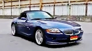 BMW ALPINA Roadster S 3.4 (Z4 E85) Quick look