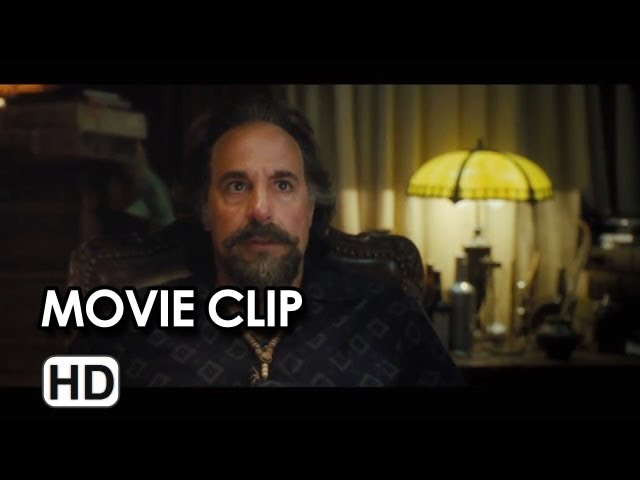 Percy Jackson: Sea of Monsters Movie CLIP - A Quest (2013) - Stanley Tucci Movie HD