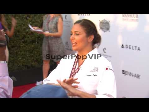 Antonia Lofaso at 2012 Los Angeles Food and Wine Festival...