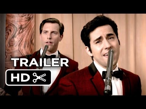 Jersey Boys TRAILER 1 (2014) - Christopher Walken Musical Biography HD