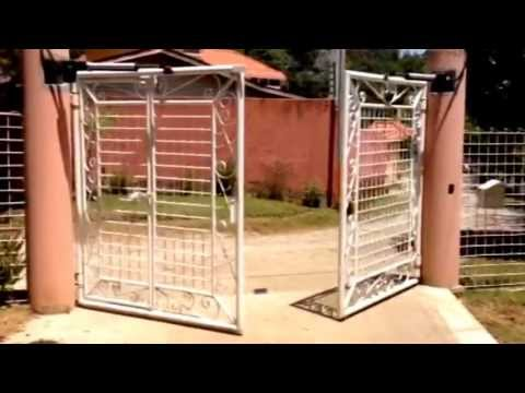 ALEKO® AS1200 Dual Swing Gate Opener