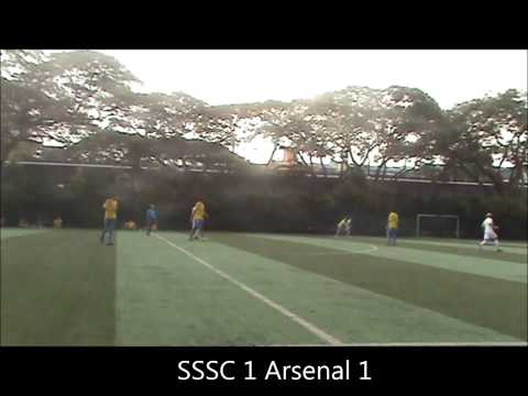 SSSC vs Arsenal Supporters' Club Highlights