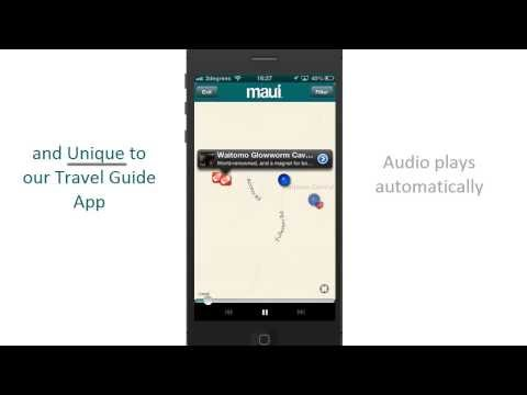 Maui - New Zealand Travel Guide App